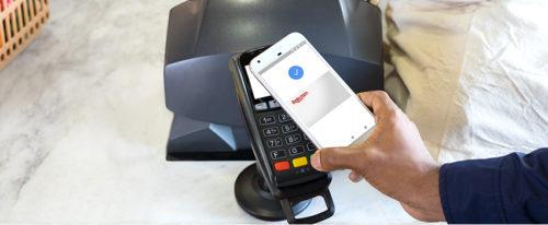 楽天カード、本日よりGoogle Pay 対応