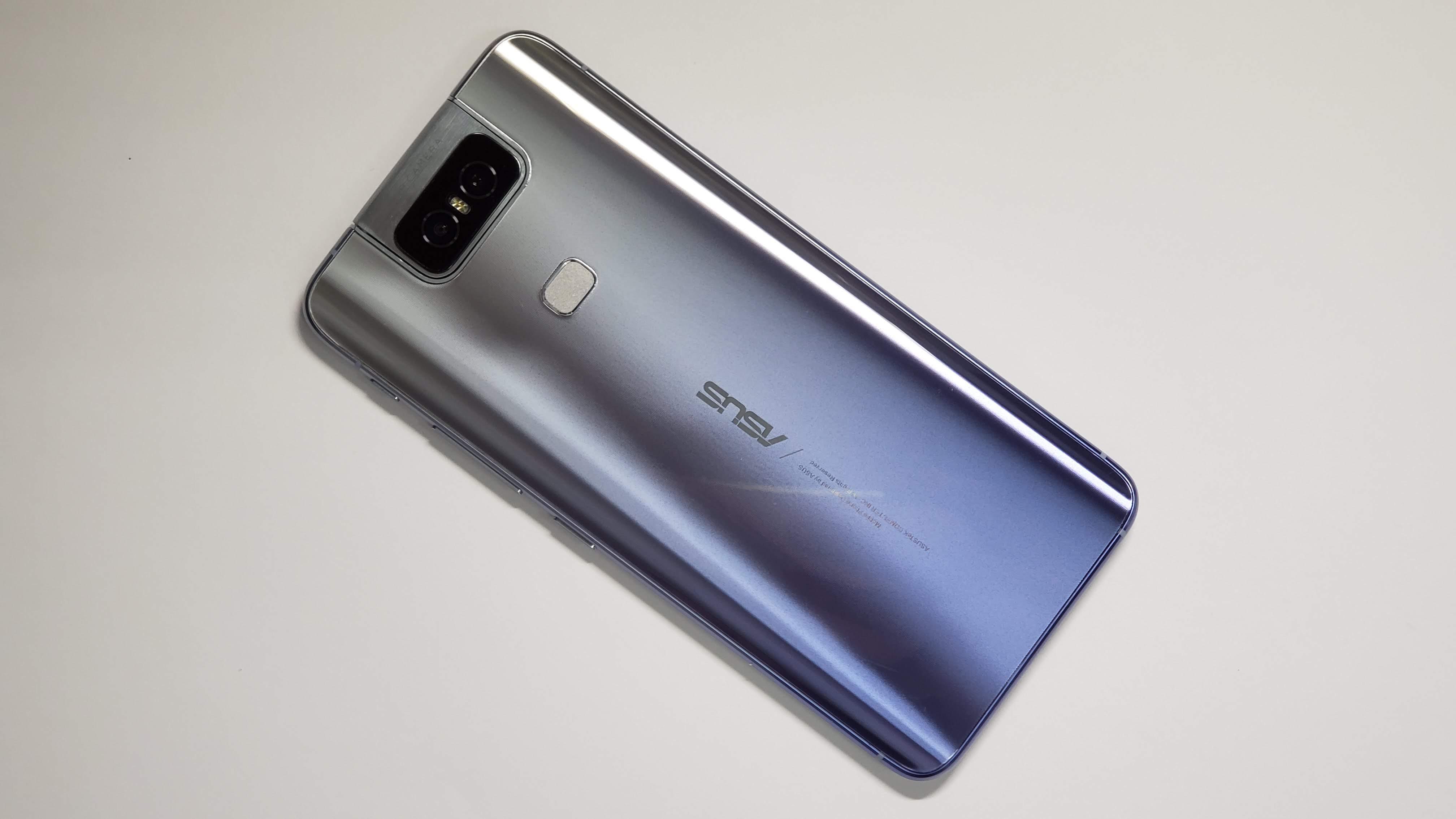 ASUS ZenFone6 徹底レビュー-フリップカメラが特徴