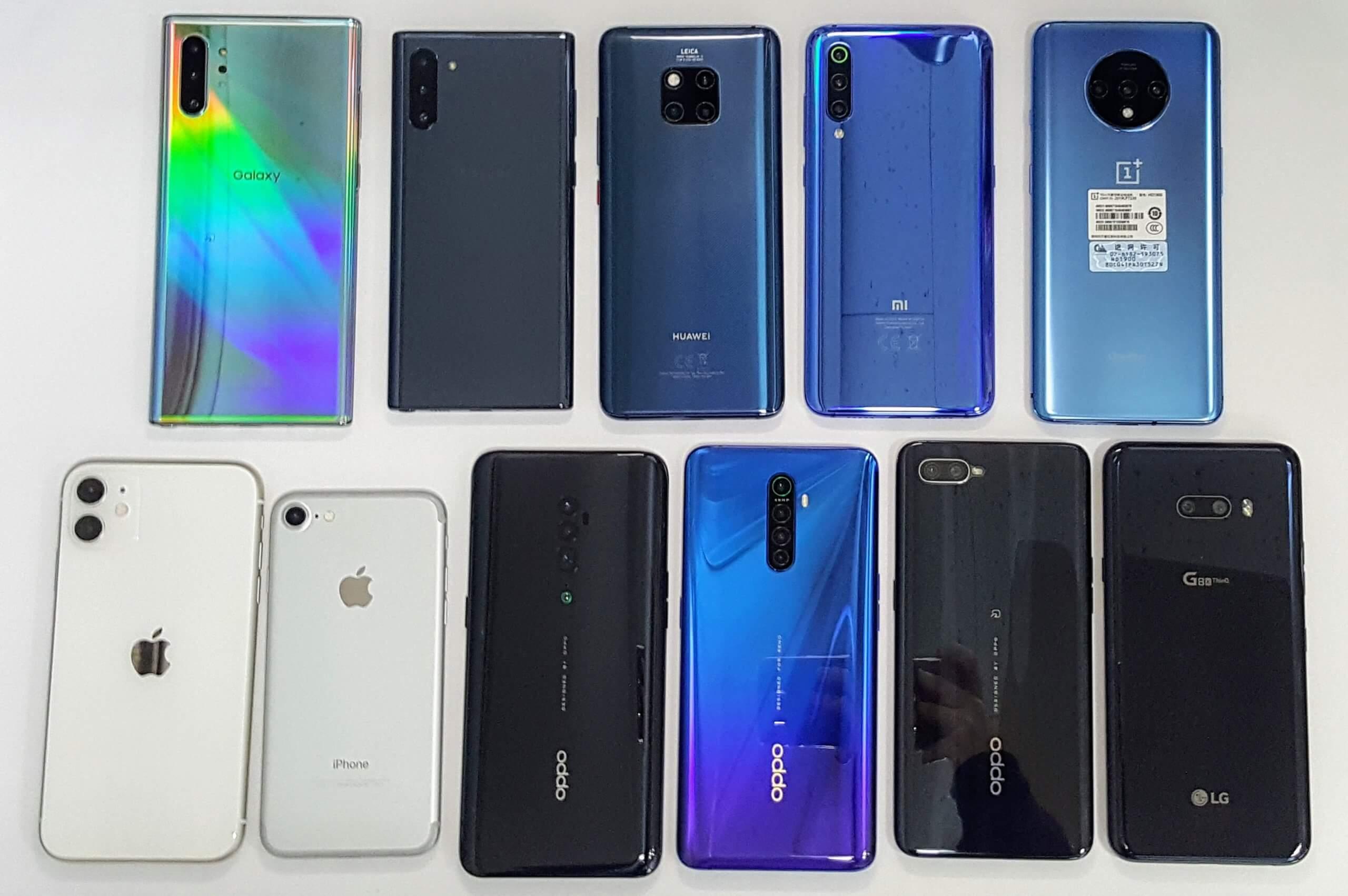 【2019年】オススメのスマートフォン6選┃1年で56機種のスマホを購入したスマホマホが選ぶ