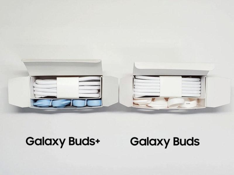 Galaxy Buds+ 付属品