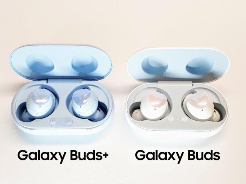 Galaxy Buds+ 本体
