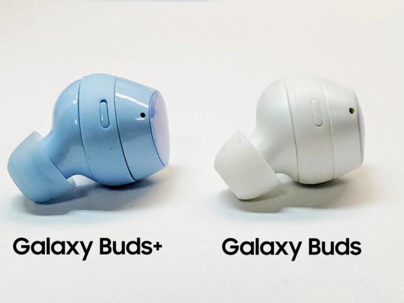 Galaxy Buds+ イヤホン 大きさ サイズ