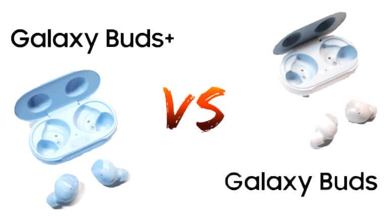 Galaxy Buds+ 実機レビュー|電池持ち、音質、Galaxy Budsとの違いは..?