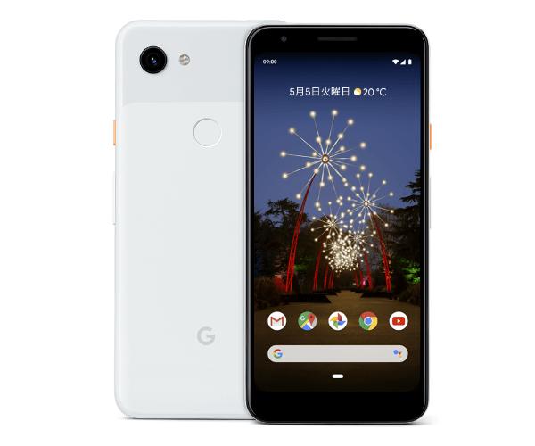 Google Pixel 3a XL が39,160円