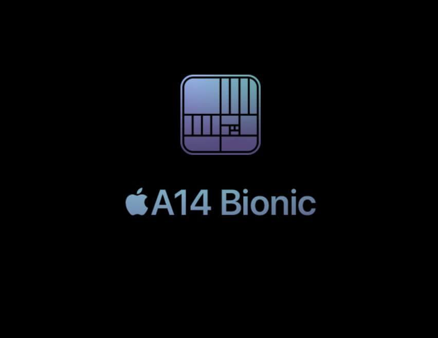 iPad Air A14プロセッサ